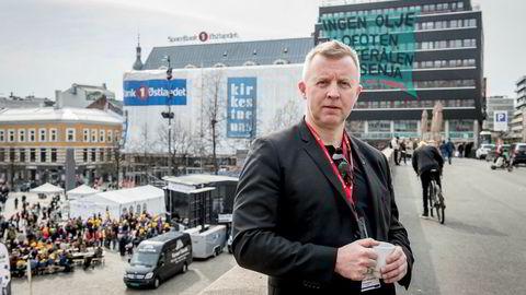 Frode Alfheim leder LOs fjerde største fagforbund som organiserer 56.000 ansatte i olje-, gass- og landindustrien. Han mener vendepunktet mot oljeaktivitet var et vedtak i Nordland Ap i fjor.