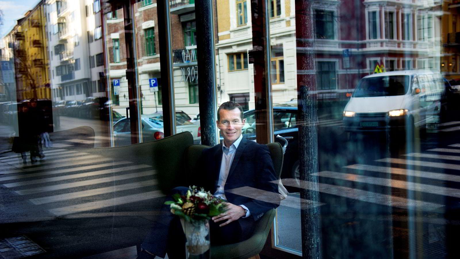Thorodd Bakken skal lede den nyopprettede enheten Corporate & Investment Banking i Nordea.