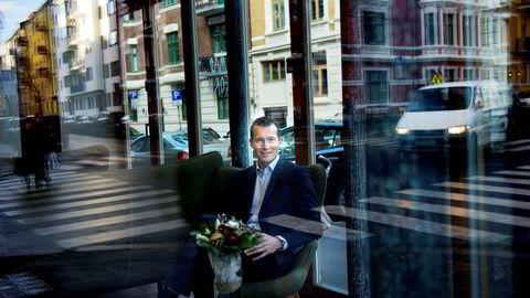 Thorodd Bakken skal lede den nyopprettede enheten Corporate & Investment Banking i Nordea. Foto: Elin Høyland