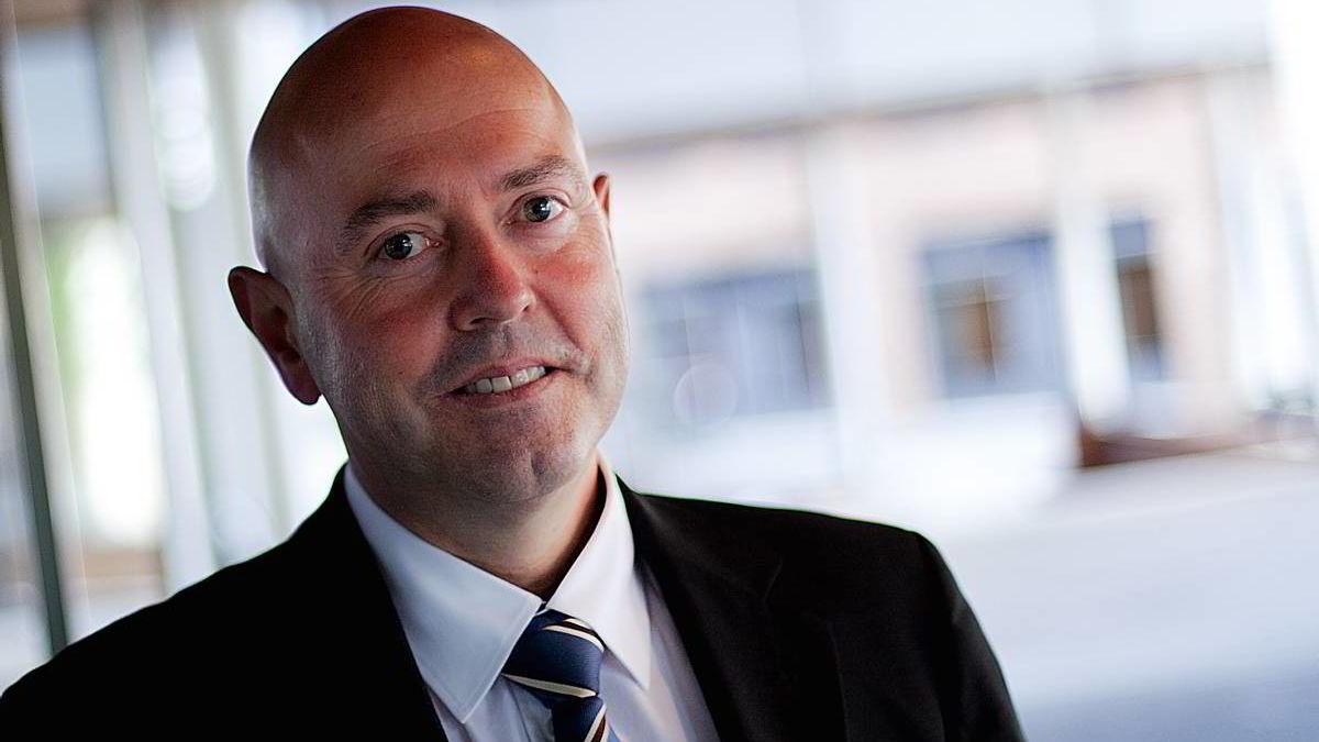 Eiendomsmegler Miguel V. Sørholt vil bli i Privatmeglerkjeden.
