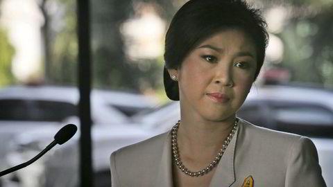 Yingluck Shinawatra, statsminister i Thailand. Foto: Scanpix /