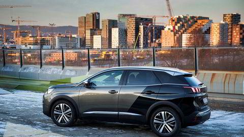 Peugeot 3008 ble kåret til årets bil i Europa 2017.