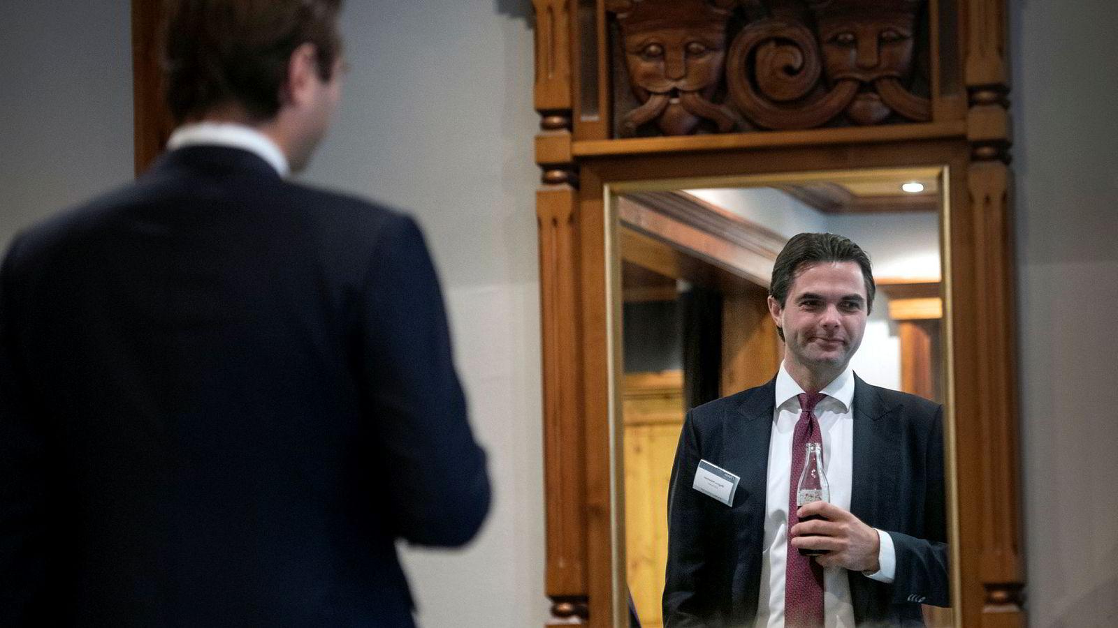Styremedlem og daglig leder Magnus Halvorsen, 2020 Bulkers Management.