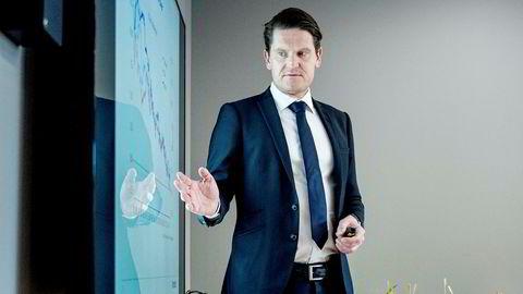 Sjeføkonom Kjetil Olsen i Nordea Markets venter at bruktboligstatistikken for desember vil vise en sesongjustert nedgang for landet som helhet på 0,5 prosent, uten å korrigere for sesongvariasjoner innebærer det et fall på rett over 1 prosent.