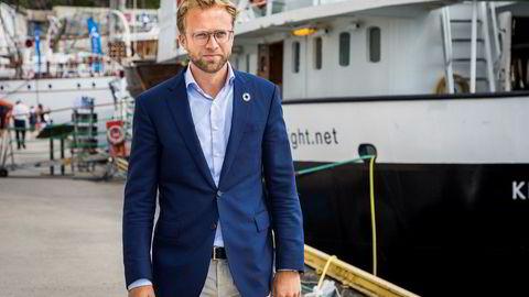 Høyrepolitiker Nikolai Astrup misliker at prat om hans formue kommer i veien for politiske spørsmål.