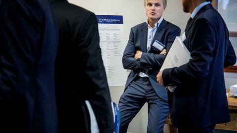 Investor Øystein Stray Spetalen er største aksjonær i Vistin Pharma gjennom investeringsselskapet Saga Tankers og hans eget Ferncliff-system.
