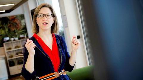 Tilke Judd leder utviklingen av Google Assistant i Europa. De har en utfordring med å få teknikken til å forstå norske dialekter.