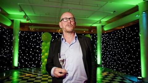 Administrerende direktør Kjetil Try i er glad i korte navn. Foto:  Mikaela Berg
