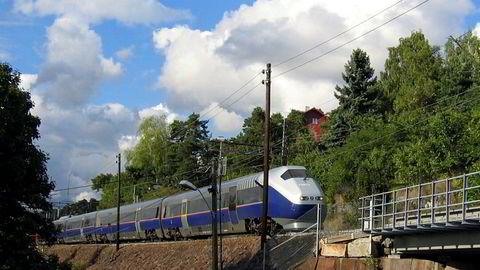 Nye forsinkelser på Østfoldbanen onsdag.
