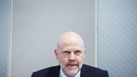 Finanstilsynets direktør Morten Baltzersen. Foto: