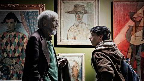 Den aldrende kunsthandleren Olavi (Heikki Nousitainen) har lite lyst til å gi praksisplass til barnebarnet Otto (Amos Brotherus), men det setter i gang en rekke hendelser i denne finske feelgood-filmen.