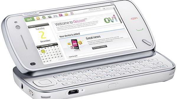 stor Nokia oppkobling