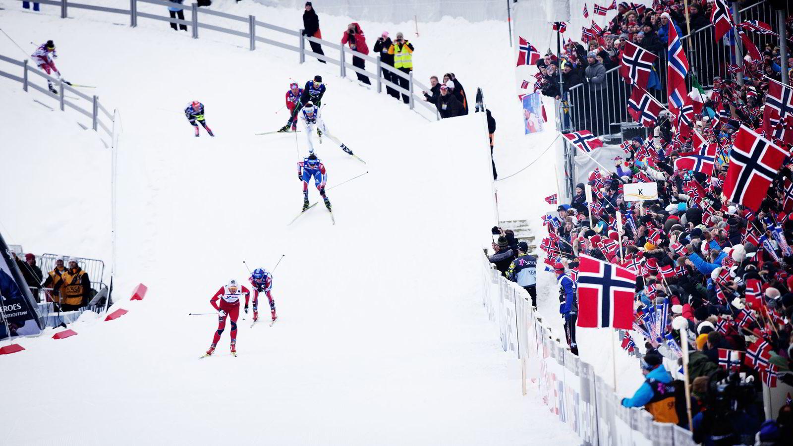 Krise å ikke få sett OL når du er på jobb?