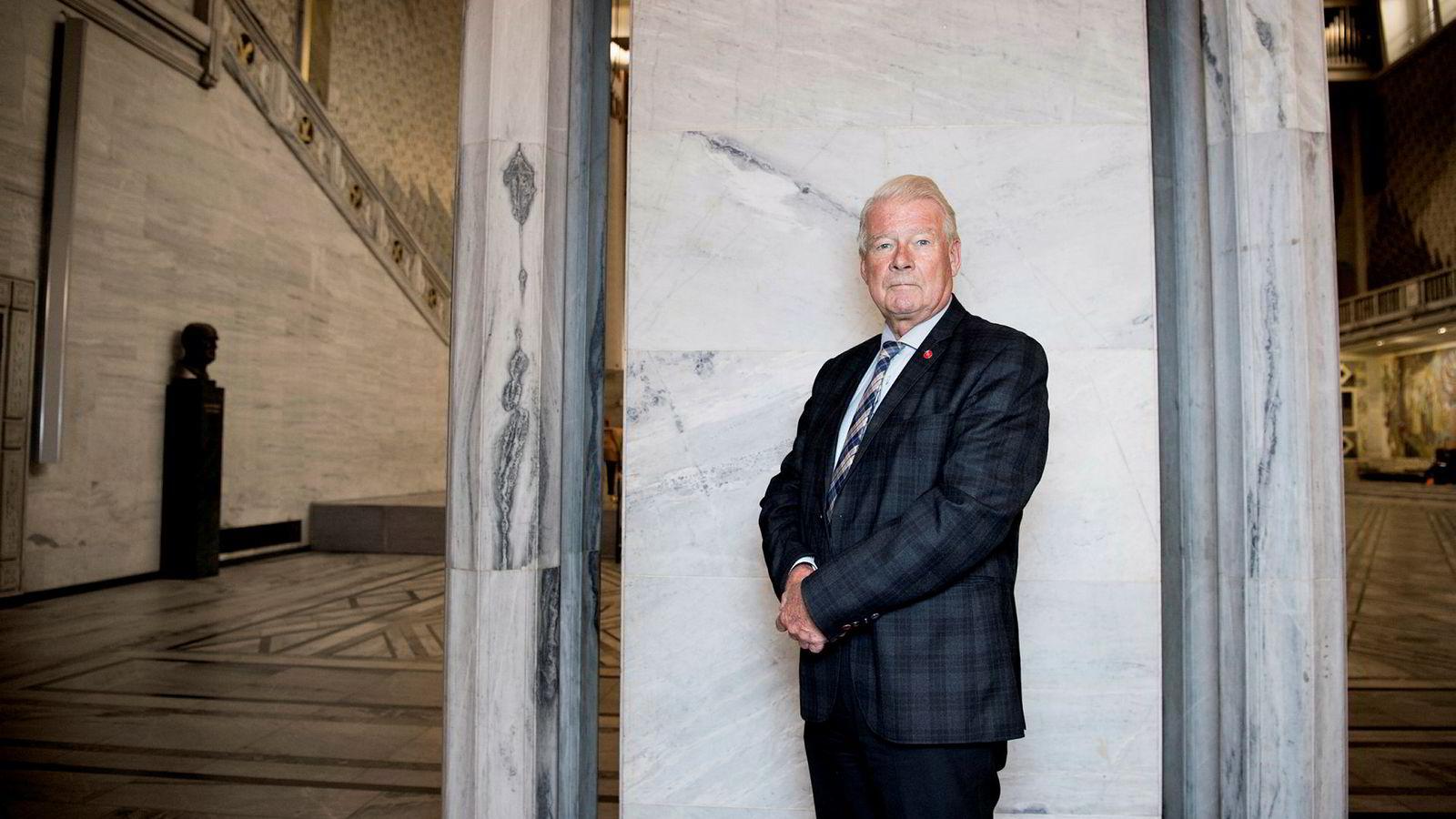 Carl I. Hagen er villig til å stå på kampplass på stortingslisten.