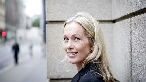 Leder i Innovasjon Norge, Anita Krohn Traaseth. Foto: Gorm K. Gaare