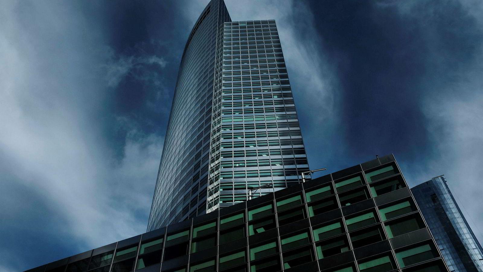 Den amerikanske storbanken Goldman Sachs er under etterforskning for å ha medvirket til korrupsjon i Malaysia. Bildet er fra bankens hovedkvarter i New York.