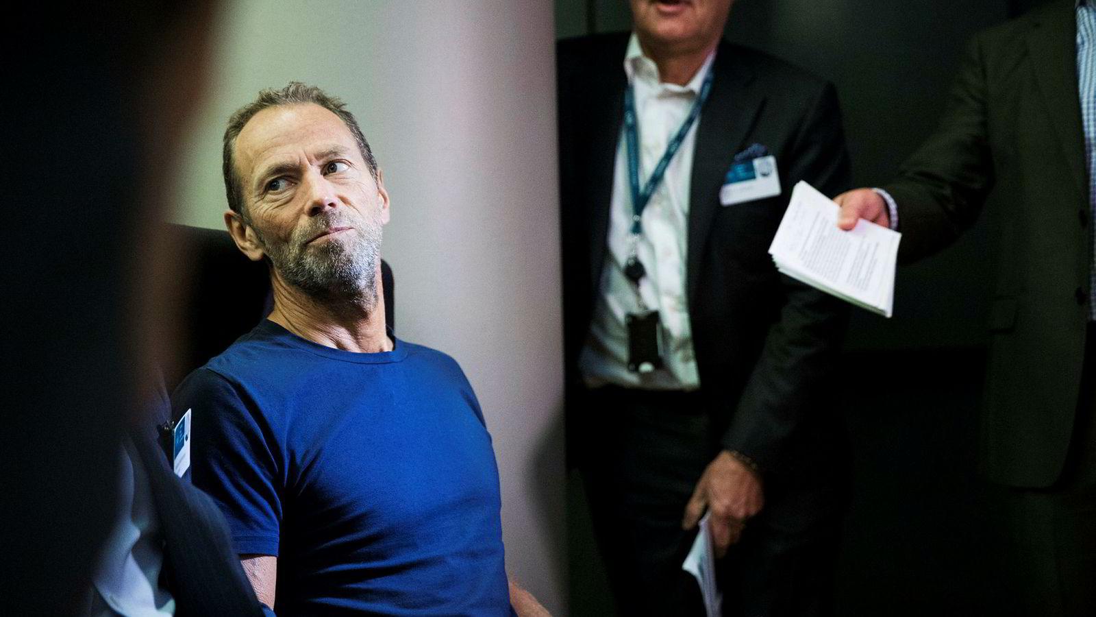 Er milliardær Ivar Tollefsens hukommelse selektiv eller svekket?