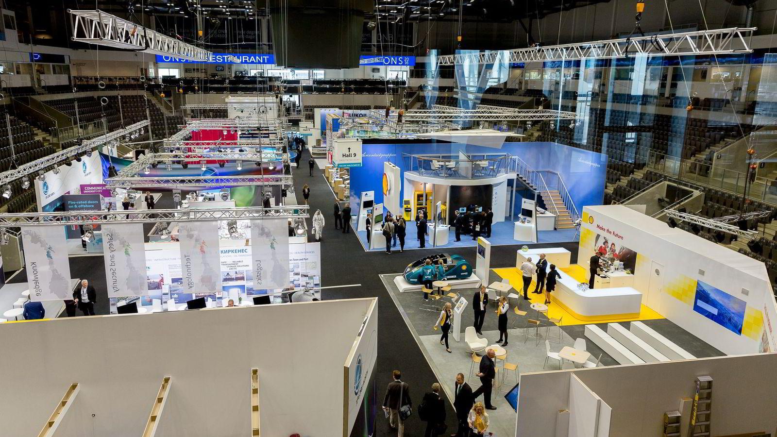 Ifølge det som står å lese på nettsidene til Oljemessen i Stavanger (ONS), innebærer «overgang» at industrien kan fortsette med mye av det samme, skriver artikkelforfatteren.