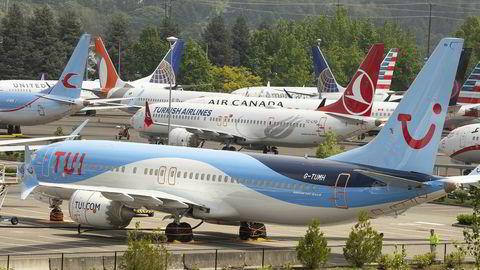 Nok et problem har dukket opp rundt de omstridte Boeing 737 Max-flyene.