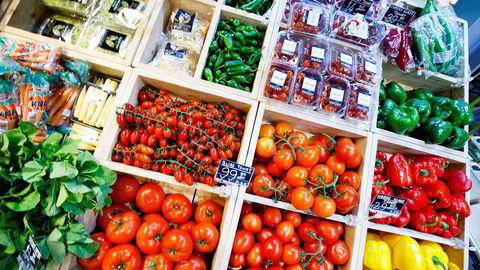 Nye tall fra SSB viser at nesten alle matvaregrupper steg i juli.