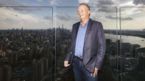 Wall Streets norske bankmann: – Du må jo tenke og være som amerikanere her borte