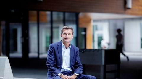 DNB Markets-sjef Ottar Ertzeid erkjenner at DNB ikke er i mål med kjønnsbalansen, men vil ikke opplyse om hvor mange menn og kvinner som jobber på de ulike avdelingene.
