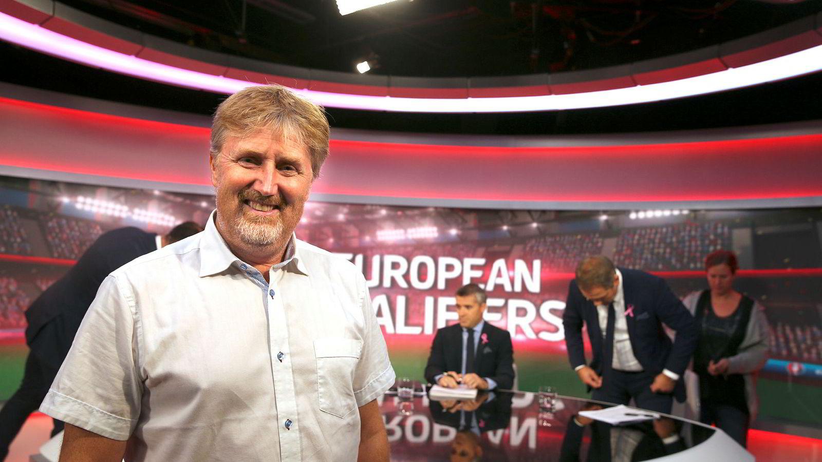 Jan-Erik Aalbu har jobbet i TVNorge-eier Discovery i 6,5 år. Terje Pedersen / NTB scanpix