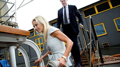 Ekteparet Celina Midelfart og Tor Olav Trøim har begge satset stort på gjødselselskapet Yara.