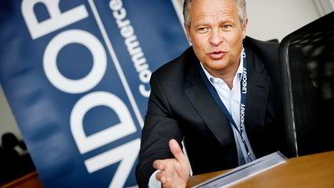 Toppsjef Endre Rangnes skulle egentlig på børs med inkassoselskapet Lindorff. Nå tar i stedet Nordic Capital over selskapet for minst 17,5 milliarder kroner