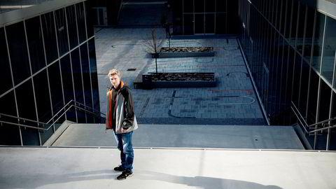 Lørdag 29. april skrev DN om hvordan det gikk da Snapsale-gründer Geir Engdahl (bildet) fikk Schibsted Vekst inn som eier.