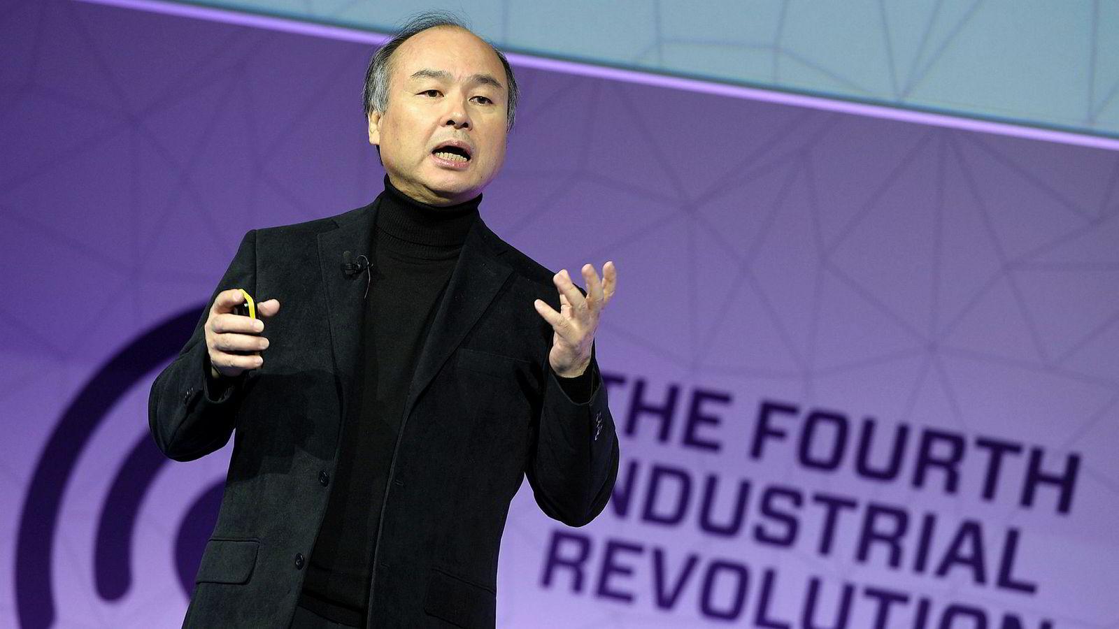 En ny teknologirevolusjon er på trappene og Masayoshi Son vil være en del av den. Han har hentet inn nesten 800 milliarder kroner i verdens største teknologiinvesteringsfond.