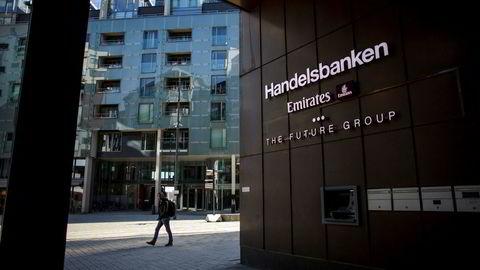 Torsdag ettermiddag fikk de ansatte vite at selskapet har utsatt kapitalinnhentingen med én uke. Her utenfor The Future Groups kontorer på Tjuvholmen i Oslo.