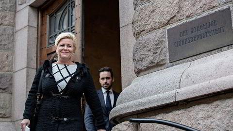 Det har pågått en debatt i vår mellom enkelte markedsaktører og Siv Jensens Finansdepartement om hvorvidt norsk kommunegjeld burde regnes som risikofri, eller ikke, skriver artikkelforfatteren.                    Foto: Melisa Fajkovic
