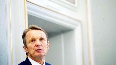 Ole Enger er innstilt til styret i Norske Skog. Foto:   Mikaela Berg