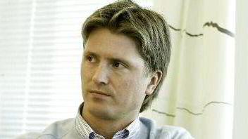 Magnus Reitan, administrerende direktør i Reitan Servicehandel (RSH).