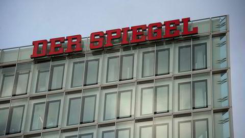 Reportasjesvindel ryster tyske Der Spiegel.