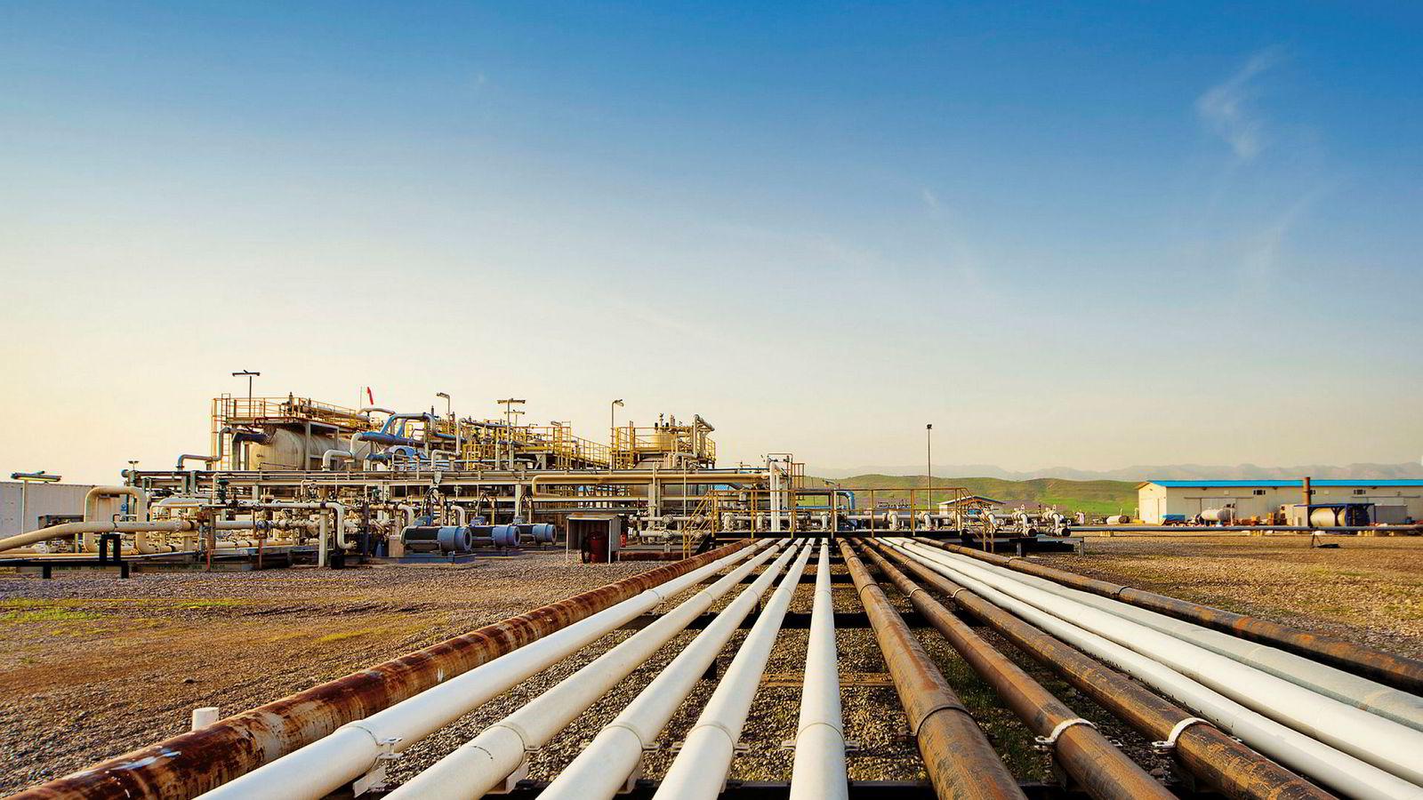 DNO har fått en ny lisens i Irak. Sent i august steg aksjekursen til selskapet kraftig da kurdiske myndigheter overførte en eierandel av Tawke-feltet til DNO.