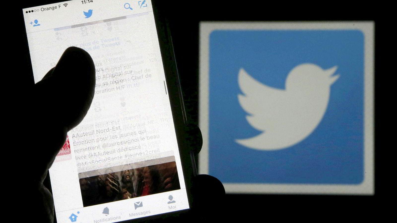 Twitter stengte i forrige uke hundrevis av kontoer som tilhørte brukere som kritiserte Kinas kommunistparti.