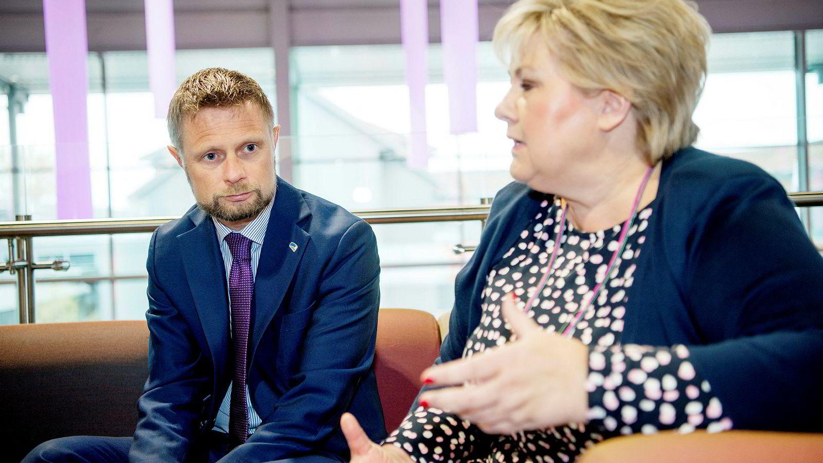 Statsminister Erna Solberg må få langt bedre utredninger fra Helse Sør-Øst og helseminister Bent Høie, om de skal berge i land igangsetting av OUS-utbygging på Gaustad neste år.