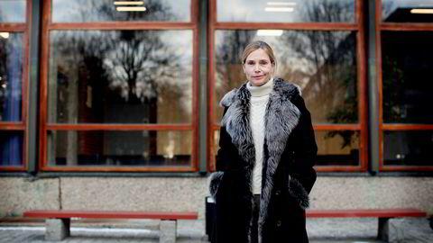 Økonomiprofessor Karen Helene Ulltveit-Moe ved UiO mener vi heller må konsentrere oss om at de yngre generasjoner velger heltid.