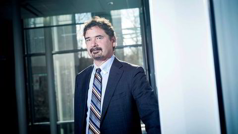 Grunnleggeren av Opera Software, Jon von Tetzchner.