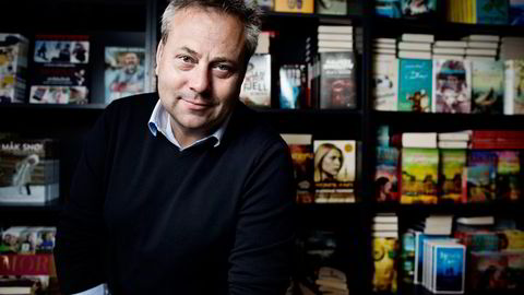 Arve Juritzens forlag må ut med 6,5 millioner, etter å ha tapt saken mot Interpress Norge. Foto: Fartein Rudjord