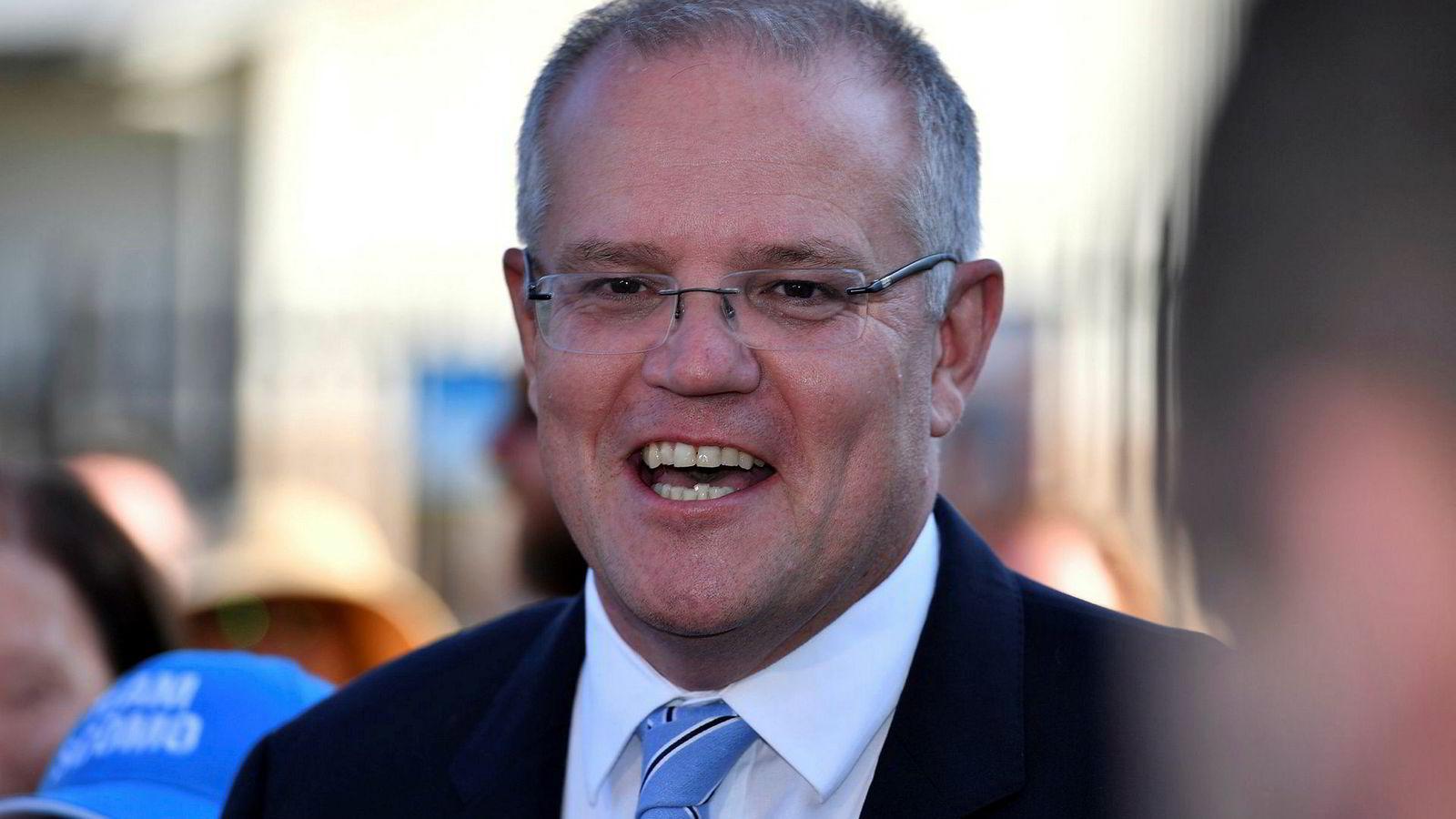 Partiene i statsminister Scott Morrisons konservative koalisjonsregjering ser ut til å ha gjort det bedre enn ventet etter at meningsmålinger og valgdagsmålinger på forhånd var negative for ham.