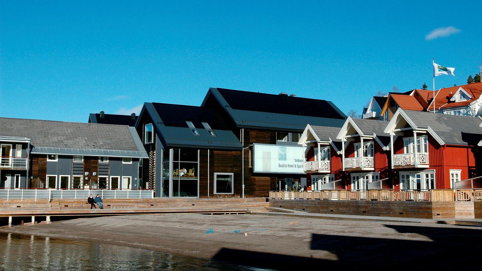Quality Spa & Resort Holmsbu er konkurs.