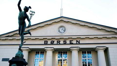Hovedindeksen på Oslo Børs sluttet opp 0,97 prosent til 702,92 poeng.