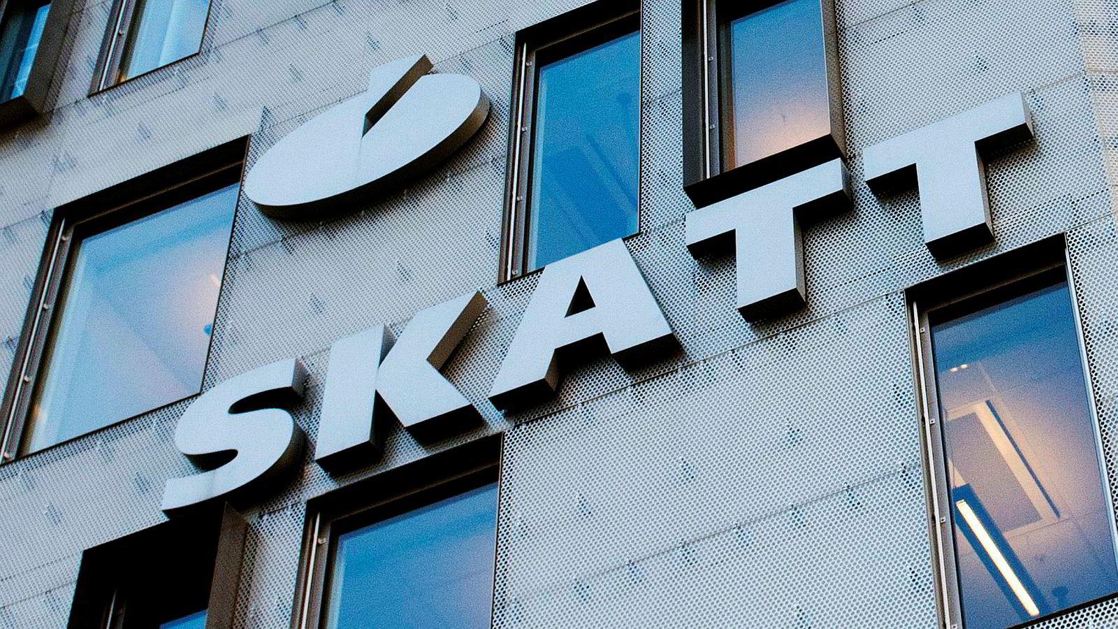 Oslo 2016-10-03 Illustrasjoner til Skatt i Stasbudsjettet. Skatt Skatt Øst Foto: Per Ståle Bugjerde --- ---