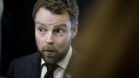 Kunnskapsminister Torbjørn Røe Isaksen (H).  Foto: Elin Høyland