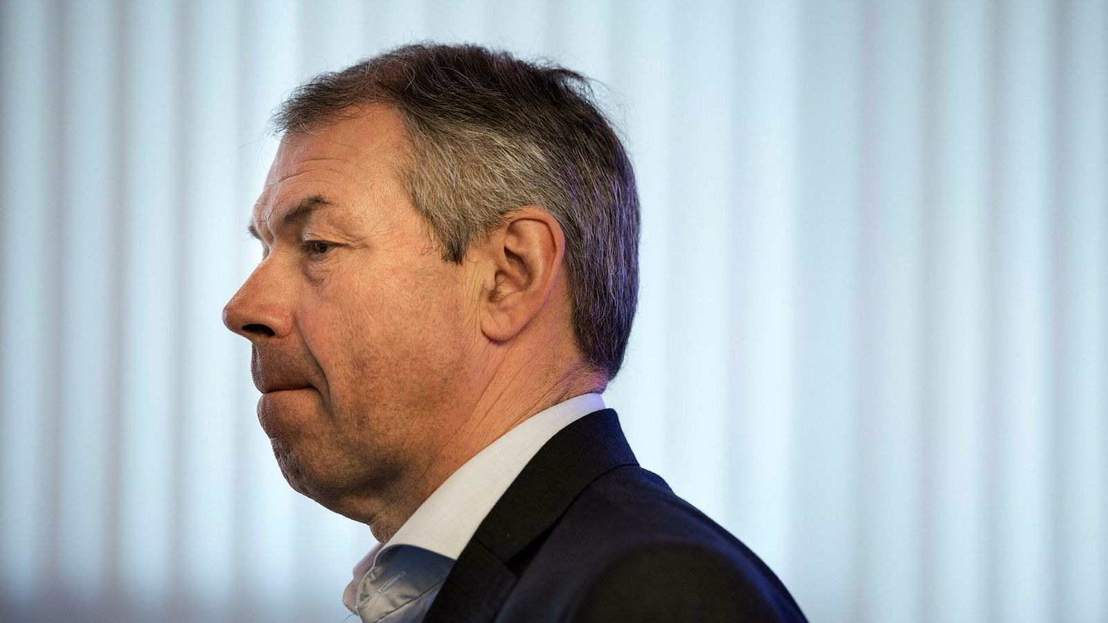 Administrerende direktør Arne Austreid i Sparebank 1 SR-Bank merker økt aktivitet i offshoremarkedet på Vestlandet.