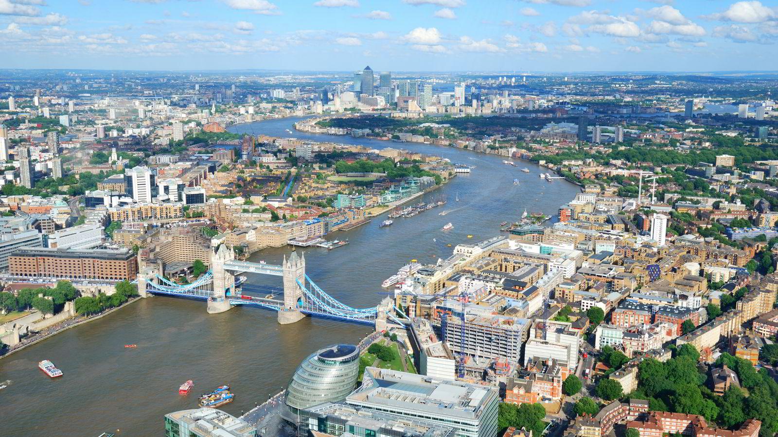 London-ferien har blitt betydelig dyrere de siste to månedene.