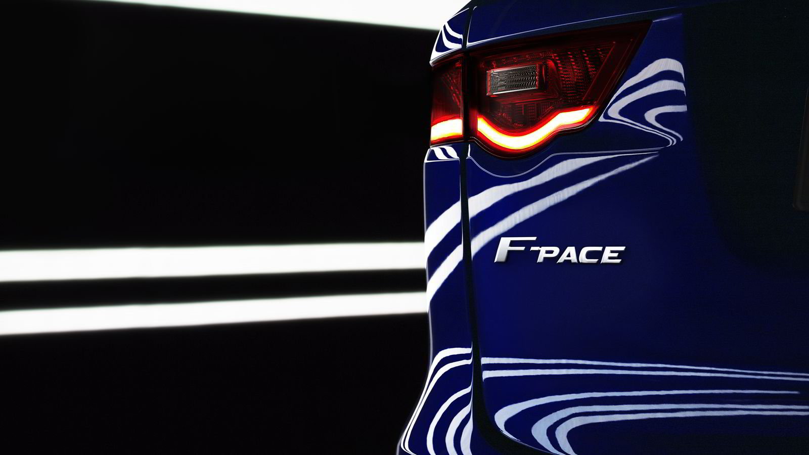 Nå er navnet avslørt: Jaguars første suv skal hete F-Pace. Foto: